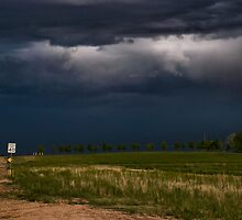 Angry Skies by John  De Bord Photography