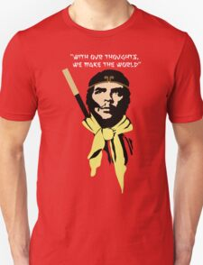 """""""With our thoughts we make the world"""" T-Shirt"""