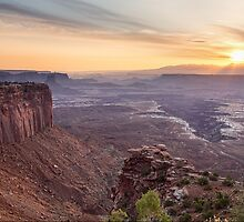 Canyonlands Sunrise by Bo Insogna