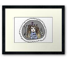 Starbasic Framed Print