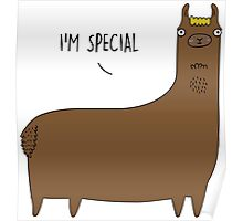 I'm Special Poster