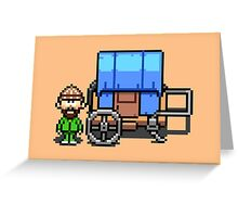 Item Guy - Mother 3 Greeting Card