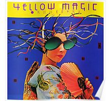 Yellow Magic Orchestra - Debut Poster