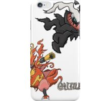 Judas' Darkrai & Magmortar iPhone Case/Skin