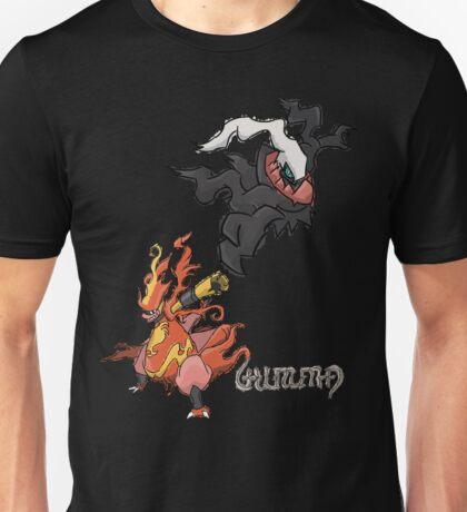 Judas' Darkrai & Magmortar T-Shirt