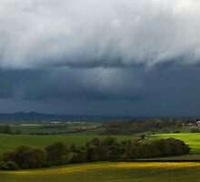 Berks shelf cloud. by igotmeacanon