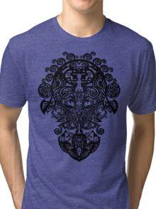 BLACKLINE DESIGN by Ethereal - C.Graham copyright 2009. Tri-blend T-Shirt