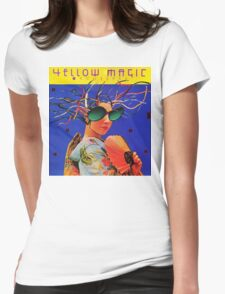 Yellow Magic Orchestra - Debut Womens Fitted T-Shirt