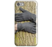 Hugging the Tree iPhone Case/Skin