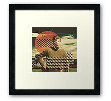 Secret-77 Framed Print