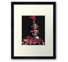 Decurio Framed Print