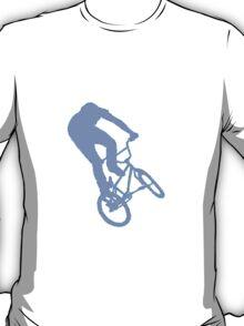 blue bike T-Shirt