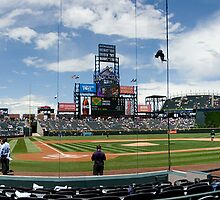 Coors Field by MarcVDS