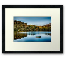 Loch Awe Reflections Framed Print