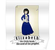 Elizabeth - Bioshock Infinite Poster