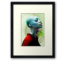 Sweet Dreams Are Made Of This. Framed Print