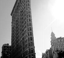 Flatiron Building NYC #2 by angidphoto