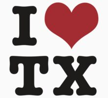 I love texas by Boogiemonst