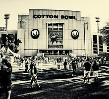 Cotton Bowl by Jeff Blanchard