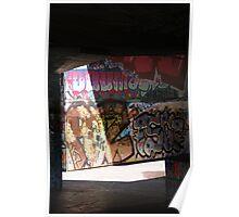 Riverside Graffiti 2 Poster
