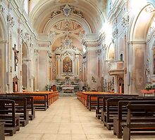 Church of S. Michele Arcangelo by paolo1955
