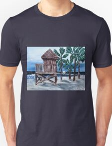 A Rustic Guard Tower T-Shirt