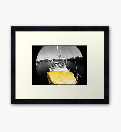 Yankee Dan Framed Print