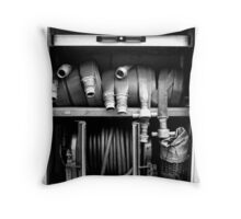 Always Equipped  Throw Pillow