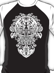 LINE DESIGN by Ethereal - C.Graham copyright 2009. T-Shirt