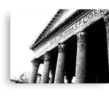 ROME - Pantheon - Canvas Print
