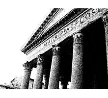 ROME - Pantheon - Photographic Print
