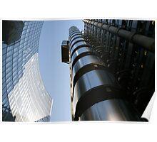Lloyds Building Poster
