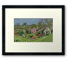 A lovely place to live... Framed Print