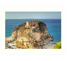 Sanctuary of Santa Maria dell'Isola Art Print
