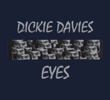 Dickie Davies Eyes by Andrew Alcock