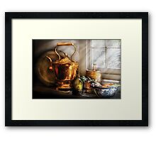 Cherished Memories Framed Print