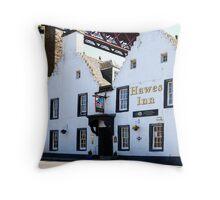 Hawes Inn Throw Pillow
