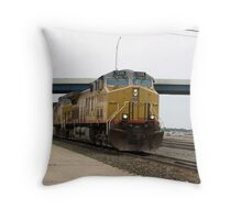 Union Pacific Cheyenne Throw Pillow