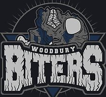 Woodbury Biters by Criss Leontis
