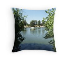 Holiday Park Cheyenne Throw Pillow