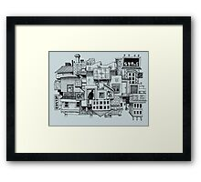 This Town Framed Print