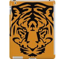 tiger animal wild lion iPad Case/Skin