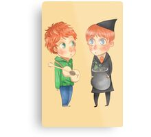 Ed Sheeran - Ron Weasley Metal Print