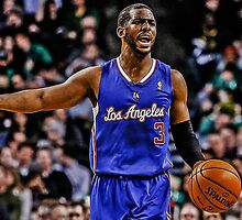 Chris Paul - the Annointed by RajEscobar