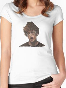 Napoleon Dynamite Women's Fitted Scoop T-Shirt