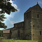 Wadenhoe Church by SimplyScene