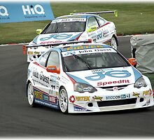 British Touring Car Honda by Ron-Mymotiv