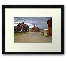Mr Codgers Neighborhood Framed Print