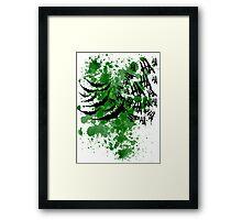 HAHAHA - JOKER , Suicide Squad Framed Print