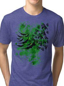 HAHAHA - JOKER , Suicide Squad Tri-blend T-Shirt